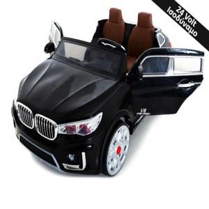EXD750001-Παιδικό ηλεκτρικό αυτοκίνητο ΒMW X7 24V | Online 4U Shop
