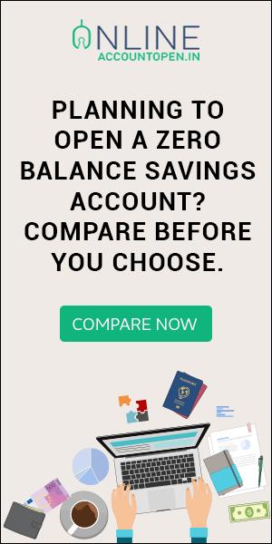 Open Students Saving Bank Account Online - Online Account Open