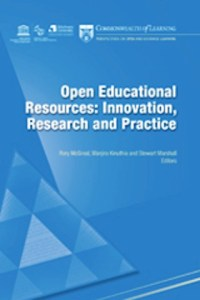 COL book on OER