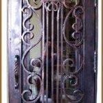 36-x-81-Stunning-Wrought-Iron-Door-by-Monarch-Custom-Doors-1865-plus-shipping-0