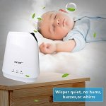 42L-Warm-Cool-Mist-Humidifiers-Innoo-Tech-Ultrasonic-Air-Purifier-with-Aromatherapy-Touch-Control-Whisper-quiet-Operation-Auto-Shut-off-for-Baby-bedroom-Nursery-bedding-Office-Living-Room-0-2