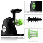 Aicok-Slow-Masticating-Juicer-Extractor-Cold-Press-Juicer-Quiet-Motor-with-Juice-Jug-and-Cleaning-Brush-High-Nutrient-Fruit-and-Vegetable-Juice-Black-0-1