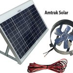 Amtrak-Solar-Powered-Attic-Gable-Fan-40-Watt-Ventilator-25-Year-Warranty-0