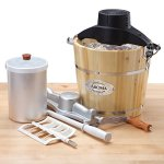 Aroma-Wood-Barrel-Ice-Cream-Makers-0