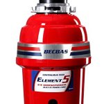 BECBAS-ELEMENT-5-Garbage-Disposal34HP-High-Torque-Household-Food-Waste-Disposer-0