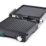 BELLA-4-in-1-Contact-Grill-Griddle-and-Panini-Maker-Combo-Stainless-Steel-and-Black-14464-0-0