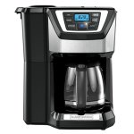 BLACKDECKER-CM5000GD-12-Cup-Mill-and-Brew-Coffee-Maker-BlackGrey-0