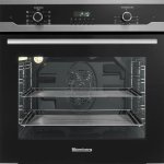 Blomberg-BWOS24202-24-Single-Electric-Wall-Oven-with-23-cu-ft-Oven-Capacity-True-European-Convection-Oven-and-3-Pane-Heat-Resistant-Glass-In-0