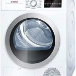 Bosch-800-Series-White-Front-Load-Compact-Laundry-Stacked-Pair-with-WAT28402UC-24-Washer-WTG86402UC-24-Electric-Condensation-Dryer-and-WTZ20410-Stacking-Kit-0-1