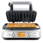 Breville-The-Smart-4-Slice-Waffle-Maker-0-1