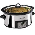 Crock-Pot-6-Qt-High-Polish-Slow-Cooker-Stainless-Steel-0-1