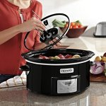 Crock-Pot-65Qt-Polished-Stainless-Oval-Programmable-Digital-Slow-Cooker-wAuto-Stir-System-SCCPVC650AS-P-0-0