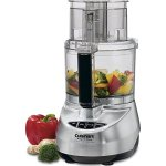 Cuisinart-Prep-11-Plus-Brushed-Stainless-Steel-11-Cup-Food-Processor-2-Cookbooks-and-Measuring-Spoon-Set-0-0