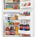 Danby-DFF100C1WDB-Frost-Free-Refrigerator-with-Top-Mount-Freezer-99-Cubic-Feet-White-0-2