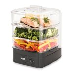 Dash-DIS001GY-Instant-Food-Steamer-Gray-0
