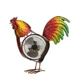 Deco-Breeze-DBF6165-Portable-Collection-Rooster-USB-Fan-0