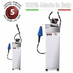 EOLO-Steam-generator-with-double-attachment-for-steam-brush-and-iron-with-energy-saving-copper-boiler-and-external-anti-scale-heating-element-AV01-RA-230-Volts-On-demand-before-order-110-120-Volts-0