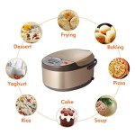 Elechomes-CR501-Electric-Rice-Cooker-Steamer-and-Warmer-10-Cups-Uncooked-Non-Stick-Multi-Cooker-with-6-Function-Modes-LED-Digital-Display-with-Preset-Function-and-Timer-0-0