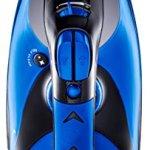 Eureka-ER15001-Champion-1500-Watt-Micro-Steam-Iron-Patent-Nano-Ceramic-Soleplate-with-Auto-Off-Anti-Drip-Blue-0-1
