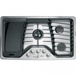 GE-Profile-PGP986SETSS-36-Gas-Cooktop-with-5-Sealed-Burners-0