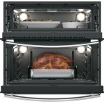 GE-Profile-PT9200SLSS-30-5-cu-ft-Total-Capacity-Electric-Double-Wall-Oven-in-Stainless-Steel-0-0