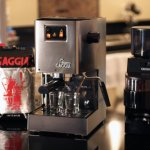Gaggia-Classic-Semi-Automatic-Espresso-Maker-Pannarello-Wand-for-Latte-and-Cappuccino-Frothing-Brews-for-Both-Single-and-Double-Shots-0-0