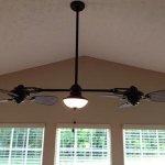 Harbor-Breeze-Twin-Breeze-Ii-74-in-Oil-rubbed-Bronze-Outdoor-Downrod-Ceiling-Fan-0-0