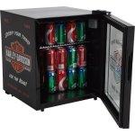 Harley-Davidson-Nostalgic-Bar-Shield-Beverage-Cooler-Black-0-1