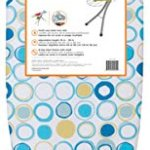 Honey-Can-Do-BRD-02955-18-by-48-Inch-Ironing-Board-with-Rest-and-Shelf-0