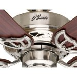 Hunter-Fan-Company-Hudson-42-Inch-Ceiling-Fan-with-Five-WhiteLight-Oak-Blades-0-1