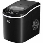 Igloo-Counter-Top-Ice-Maker-Produces-26-pounds-Ice-per-Day-Black-0