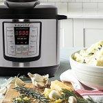 Instant-Pot-IP-LUX60-6-in-1-Programmable-Pressure-Cooker-633-Quart-1000-Watt-0-0