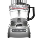 KitchenAid-RKFP1133CU-11-Cup-Food-Processor-with-Exact-Slice-System-CERTIFIED-REFURBISHED-Contour-Silver-0