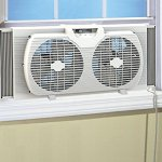 Knick-Knack-Supplies-Dual-Blade-9-Inch-Twin-Window-Fan-with-Cover-0-2