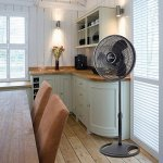 Lasko-16-Inch-Oscillating-3-Speed-Adjustable-Stand-Fan-Black-2-Pack-0-2