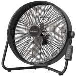Lasko-H20685-High-Velocity-Floor-Fan-with-QuickMount-Wall-Mount-and-Remote-Control-20-Black-0