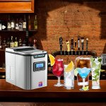 MRP-US-Portable-Ice-Maker-Stainless-Steel-Ice-Machine-ICE702-With-3-Selectable-Cube-Size-New-0-2