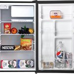 Midea-WHS-160RB1-Compact-Single-Reversible-Door-Refrigerator-and-Freezer-44-Cubic-Feet-Black-0-1