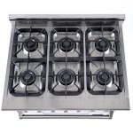 NXR-Elite-Stainless-Steel-36-Gas-Range-with-Convection-Oven-0-1