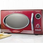Nostalgia-Electrics-RMO400RED-Retro-Series-9-CF-Microwave-Oven-Red-0-0