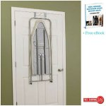 Over-the-Door-Ironing-System-Fits-In-Any-Door-Sturdy-Durable-Iron-Holder-Fiber-Pad-Cover-Included-Free-eBook-Home-Decor-0-1