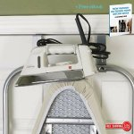 Over-the-Door-Ironing-System-Fits-In-Any-Door-Sturdy-Durable-Iron-Holder-Fiber-Pad-Cover-Included-Free-eBook-Home-Decor-0-2
