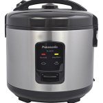 Panasonic-10-Cup-Uncooked-Automatic-Rice-Cooker-Stainless-SteelBlack-0