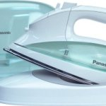 Panasonic-NI-L70SR-Cordless-Iron-Curved-Stainless-Steel-Soleplate-WhiteClear-Green-0