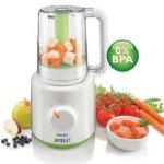 Philips-AVENT-SCF87021-Combined-Baby-Food-Steamer-and-Blender-220V-Only-0-2