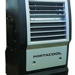 Portacool-PACCYC06-Cyclone-1000-Portable-Evaporative-Cooler-with-300-Square-Foot-Cooling-Capacity-0