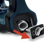 Rowenta-DW7180-Everlast-1750-Watt-Anti-Calc-Steam-Iron-Stainless-Steel-Soleplate-with-Auto-Off-400-Hole-Blue-0-1