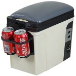 SMAD-11-Can-Beverage-Warmer-Cooler-DC-AC-Mini-Fridgefor-Home-Office-Car-RV-Boat-55-Qt-0