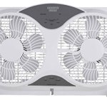 Sharper-Image-9-ETL-Certified-Twin-Window-Fan-with-Remote-Control-0