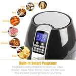 SimpleTaste-1400W-Multi-function-Electric-Air-Fryer-with-Rapid-Air-Circulation-Technology-Smart-Programs-with-Automatic-and-Manual-Timer-Temperature-Controls-32-QT-0-0